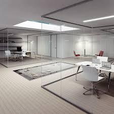divisiones de cristal para oficinas