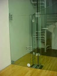 Puertas de cristal templado