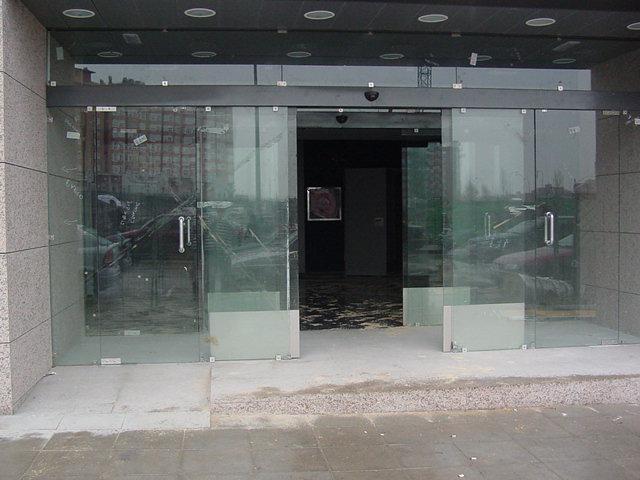 Puertas Principales De Cristal Of Puertas Automaticas Archivos Cristalerias En Barcelona